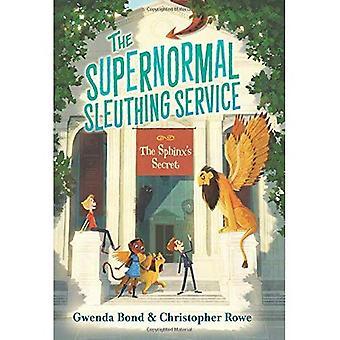 De supernormale Sleuthing dienst #2: De Sfinx van geheim (supernormale Sleuthing Service)