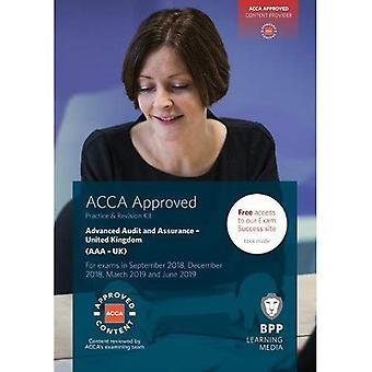 ACCA avancés d'Audit et Assurance (UK): pratique et Kit de révision