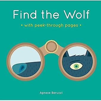 Find the Wolf [Board book]