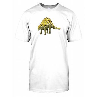 Ankylosaurus Cool Dinosaur Kids T Shirt