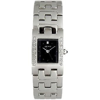 Zeno-watch Black watch jeunesse 14, cristaux Swarovski 6978Q-c1M