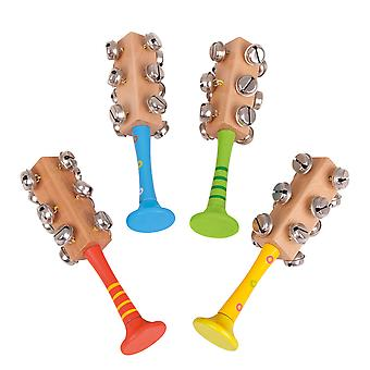 Bigjigs brinquedos Bell Snazzy Stick