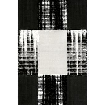 Rugs - Linie Bologna - White Black