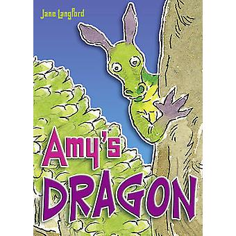 Pocket Tales Year 2 Amy's Dragon by Jane Langford - Annabel Spenceley
