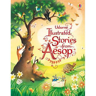 Illustrated Stories from Aesop by Susanna Davidson - Giuliano Ferri -