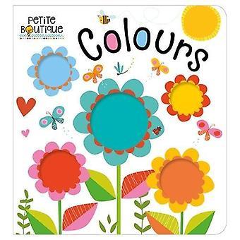 Petite Boutiaue Colours by Veronique Petit - 9781786929211 Book