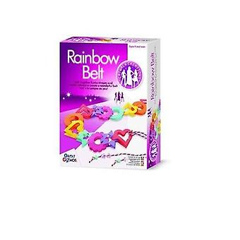 Rainbow Belt Making Kit From Catwalk Creations