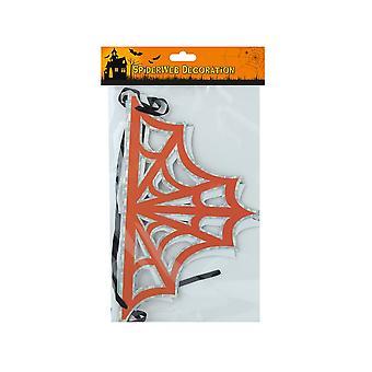 Spider Web dekorasjon