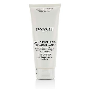 Payot Les Demaquillantes Creme Micellaire Demaquillante Gentle Cleansing Micellar grädde (Normal till torr hud) 200ml/6,7 oz