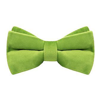 Luxury Emerald Green Velvet Bow Tie, Irish, St Patricks Day
