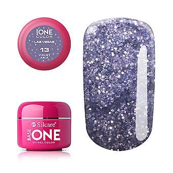 Base one Las vegas-Violet aria 5 g UV-gel