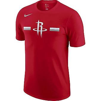 Nike Nba Houston Rockets Essential Logo Youth Dry T-shirt
