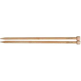 Bamboo Single Point Knitting Needles 13
