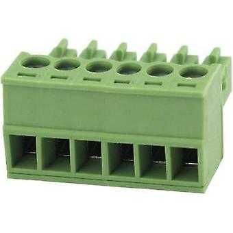 Pin enclosure - cable Total number of pins 5 Degson 15EDGK-3.5-05P-14-00AH Contact spacing: 3.5 mm 1 pc(s)
