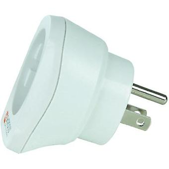 Travel adapter Europe to USA Skross 1.500203