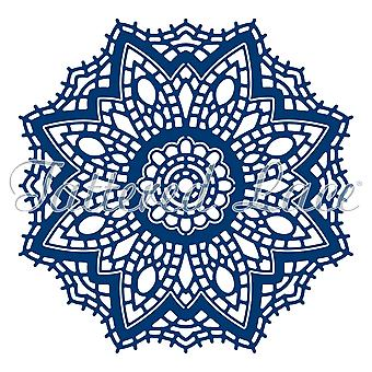Tattered Lace Sunflower Doily Die