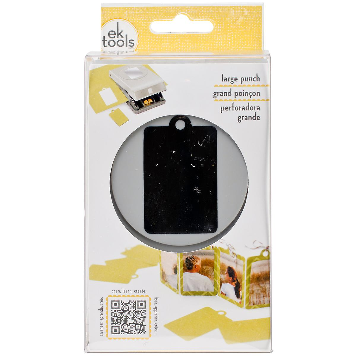 Large Punch-Retail Tag E5430193