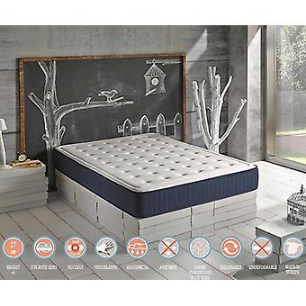Viscoelastic luxury memory comfort mattress 160 x 190