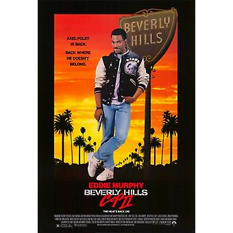 Beverly Hills Cop 2 Movie Poster Print (27 x 40)
