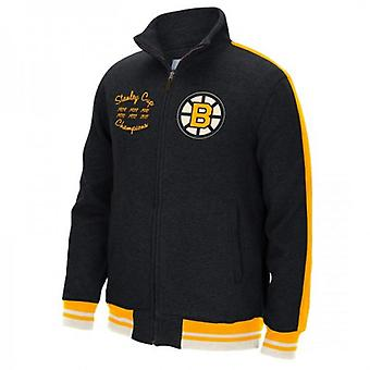 CCM track jacket Boston Senior