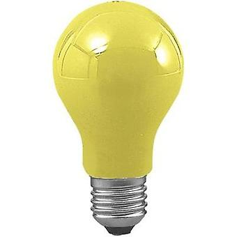 Light bulb 97 mm Paulmann 230 V E27 25 W Yellow Pear shape dimmable Content 1 pc(s)