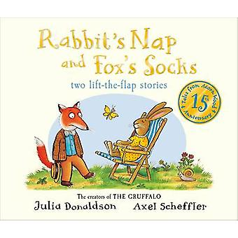 Tales from Acorn Wood Foxs Socks and Rabbits Nap by Julia Donaldson & Axel Scheffler