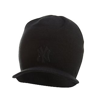 New Era Nyyankee Billed Knit Mens Style : Aaa408