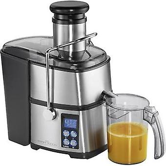 Juicer Profi Cook PC-AE1070 800 W Black, Stainless steel with display