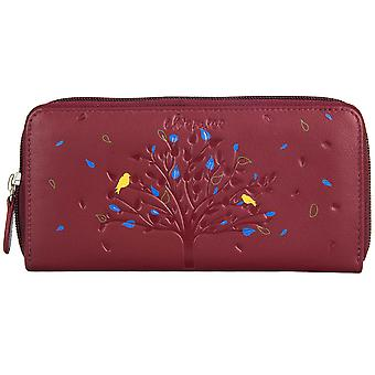 Chiemsee tree ladies leather purse wallet purse 64098