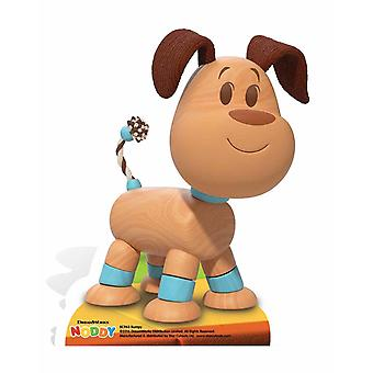 Bumpy Noddy's Dog  Mini Cardboard Cutout / Standee / Stand Up
