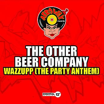 Other Beer Company - Wazzupp USA import