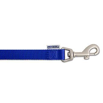 Heritage Nylon vadderad bly blå 19mm X1m