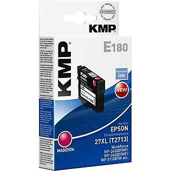 KMP Ink replaced Epson T2713, 27XL Compatible Magenta E180 1627,4006