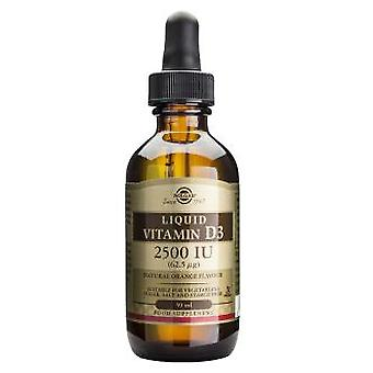 Solgar Vitamina D3 Liquid 2500Ui 59 ml