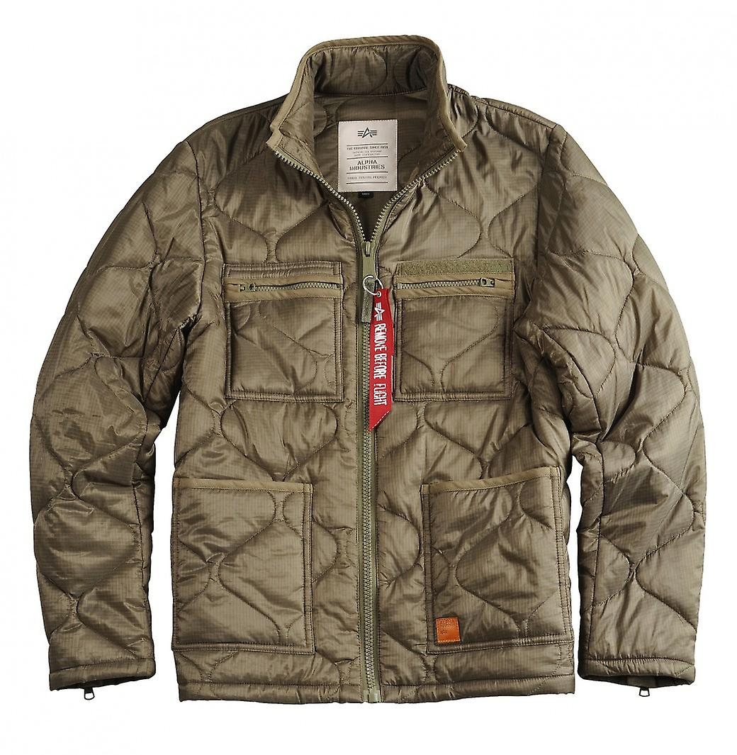 Alpha industries as jacket