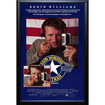 Good Morning Vietnam - ont signé l'affiche du film