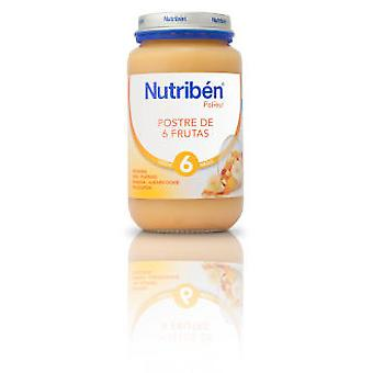 Nutribén Junior Fruit Dessert (Childhood , Healthy diet , Pots)