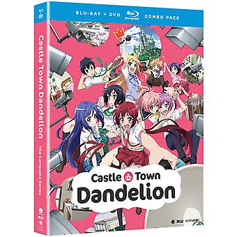 Castle Town Dandelion: Complete Series [Blu-ray] USA import
