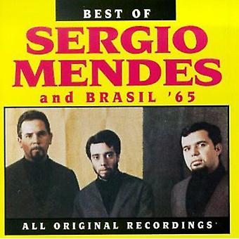 Sergio Mendes - Best of Sergio Mendes [CD] USA import