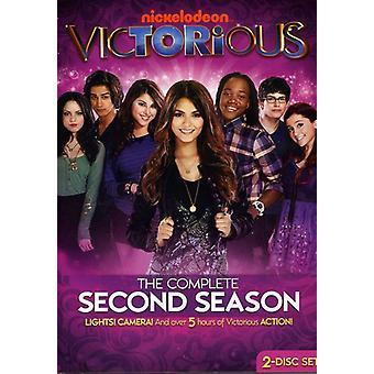 Victorious: Temporada 2 importación [DVD] los E.e.u.u.