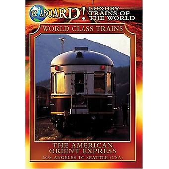 American Orient Express [DVD] USA import