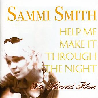 Sammi Smith - importación de Estados Unidos de ayudar Me hacer que a través de la noche [CD]