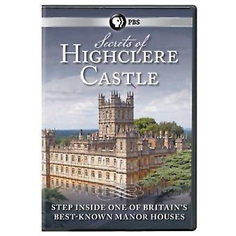 Secrets of Highclere Castle [DVD] USA import