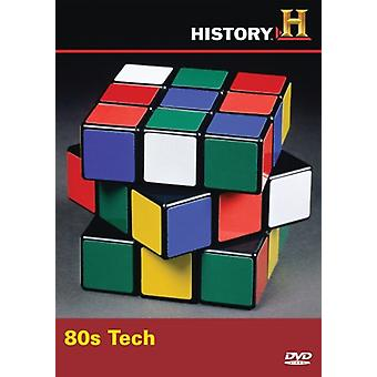 Modern Marvels: 80's Tech [DVD] USA import