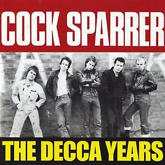 Cock Sparrer - Decca Years [CD] USA import