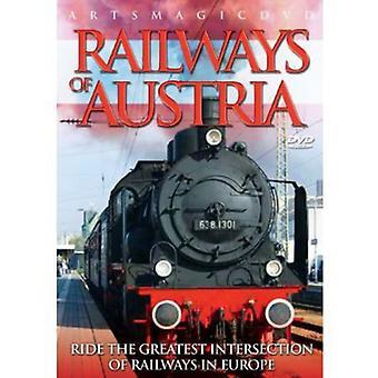 Jernbanerne i Østrig [DVD] USA importerer