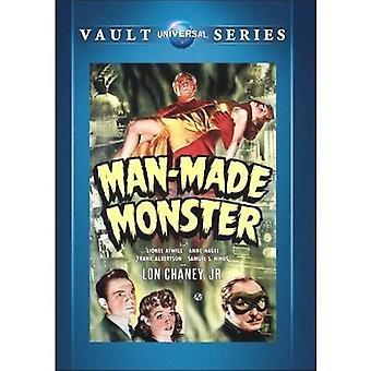 Man Made Monster [DVD] USA import