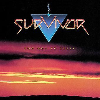 Survivor - for varmt at sove [CD] USA import