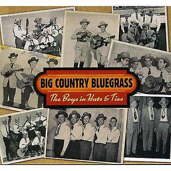 Store land Bluegrass - drenge i hatte & bånd [CD] USA import