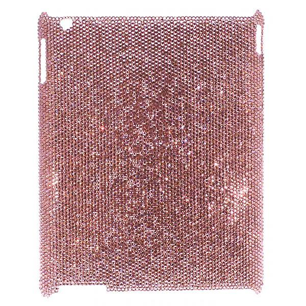 W.A.T Sparkling Pink Crystal IPad 2 Cover
